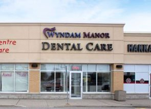 Wyndam Manor Dental Care office